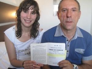 Padre e hija españoles reales porno